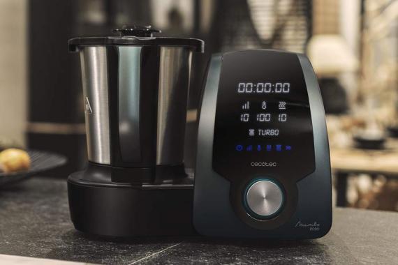 Robot de cocina multifunción: Cecotec Mambo 8090