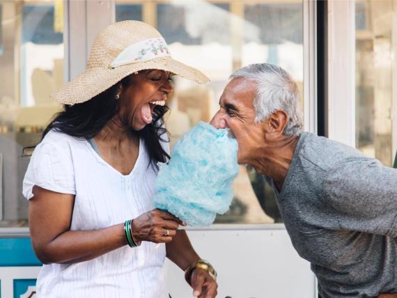 Las parejas que participan en actividades juntas son más felices.