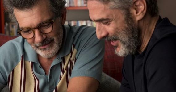 Fotograma de la película 'Dolor y Gloria', de Pedro Almodóvar