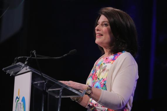 Ellyn Shook es la directora de liderazgo y recursos humanos de Accenture.