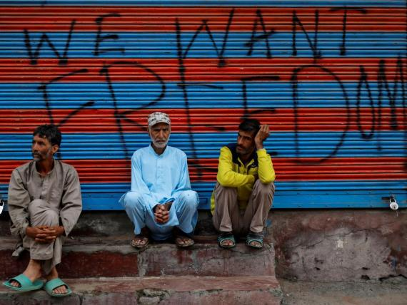 Kashmir suffered the longest-ever internet shutdown to happen in a democracy this year.
