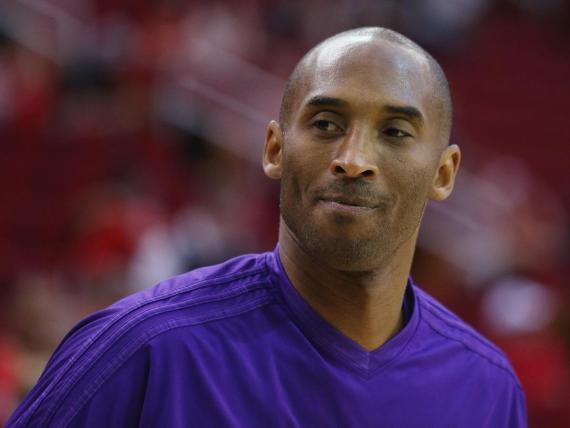 Kobe Bryant jugó en los Lakers durante toda su carrera deportiva.