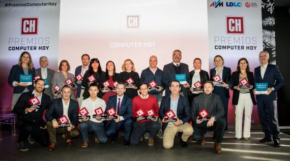 Todos los ganadores de los Premios Computer Hoy 2020