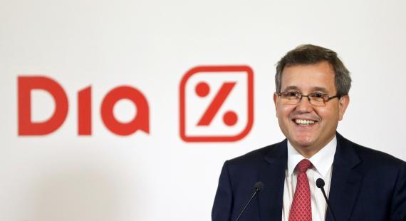 Ricardo Currás, ex consejero delegado del Grupo Día.