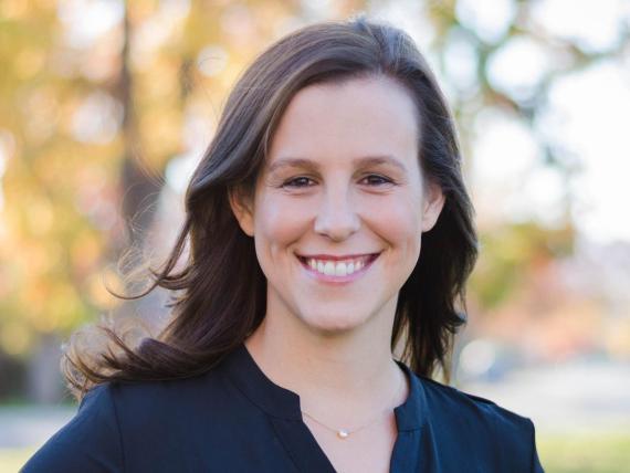 Valerie Toda, directora de contratación de Netflix.