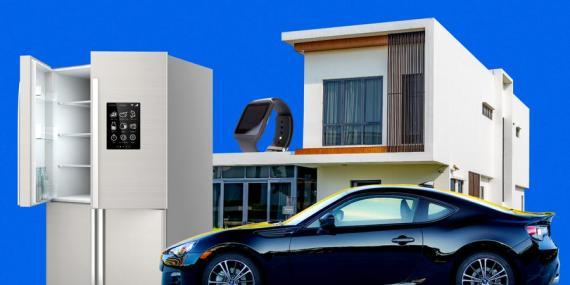 Visa cree que los coches podrían empezar a pagar su propio aparcamiento en tan solo 12 meses.