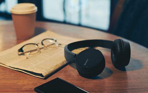 Amazon ofertas: auriculares inalámbricos Sony por 36,49 euros (-39%)