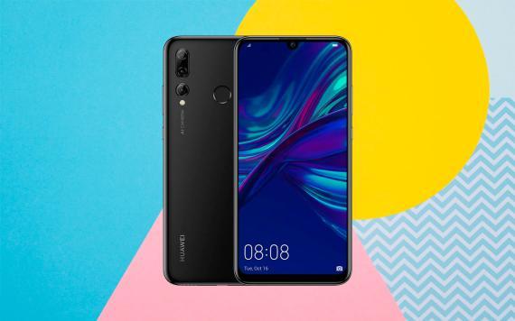 Huawei P Smart+ 2019, uno de los móviles chinos más destacados de la gama media.