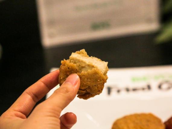 Beyond Meat ha sido inflexible con la idea de desarrollar un producto similar al pollo.