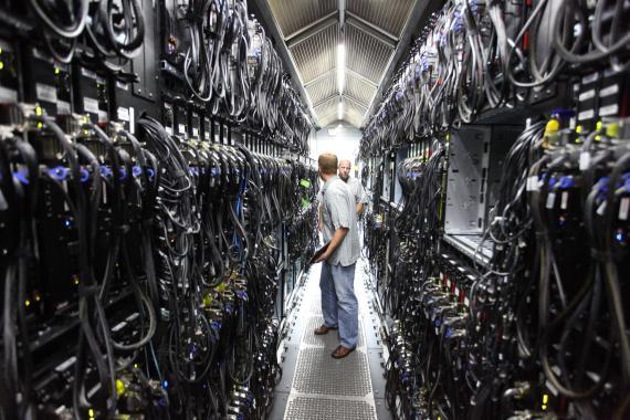 Centro de datos de Microsoft