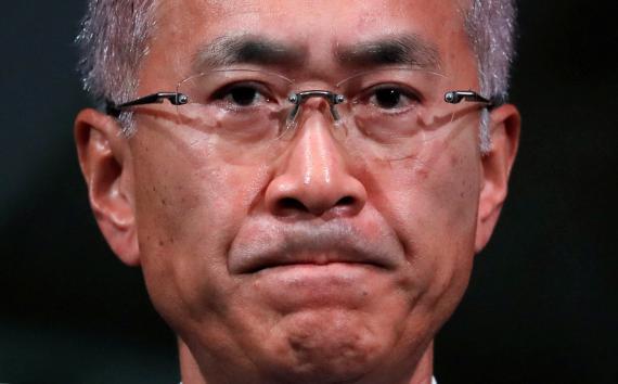 CEO de Sony, Kenichiro Yoshida.
