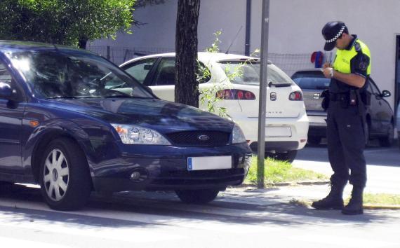 ¿Cuál es la multa por quedarte sin gasolina con el coche?