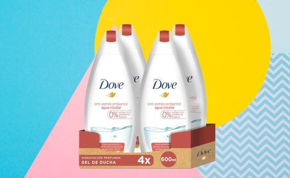 gel ducha Dove