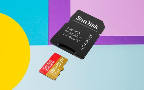 Graba vídeos a 4K con esta tarjeta microSD de 128 GB al precio de una de 64 GB gracias la ofertaza de Amazon