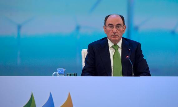 Ignacio Sánchez Galán, presidente y consejero delegado de Iberdrola