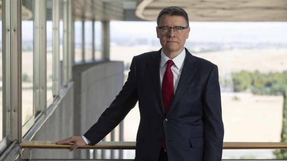Jordi Sevilla, expresidente de Red Eléctrica