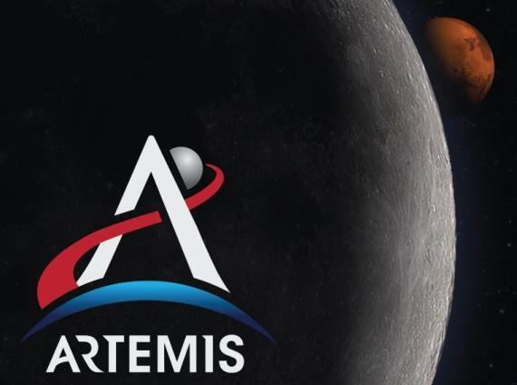 El programa Artemis de la NASA pretende llevar a una persona a la luna en 2024. Después tienen como objetivo enviar astronautas a Marte.