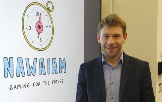 Javier Krawicki, cofundador de Nawaiam.