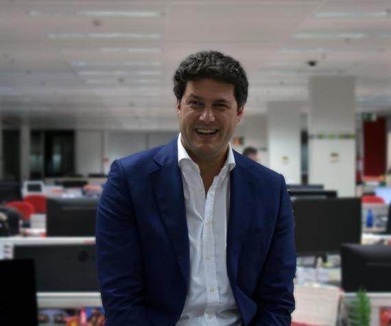 Ricardo Álvarez, consejero delegado de Dia en España