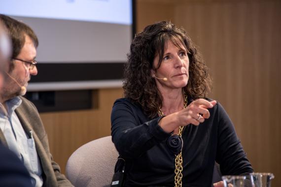 Ester García Cosín, directora general de Havas Media Group.
