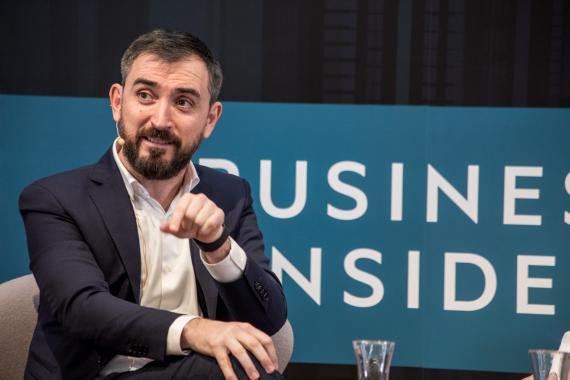 Ignacio Escolar, fundador y director de eldiario.es
