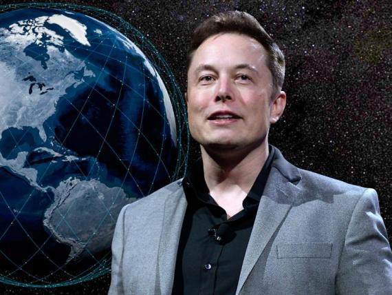 SpaceX, the rocket company founded by Elon Musk, plans to surround Earth with Starlink satellites and provide global high-speed, low-latency internet service from orbit.