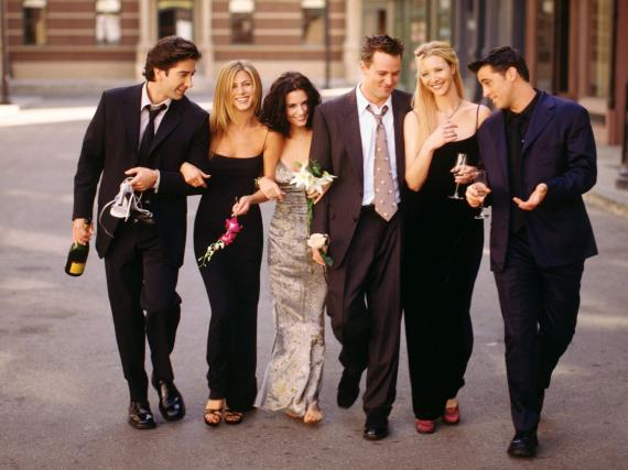 Tim Cook says he's not into showing 'Friends' reruns on Apple TV Plus as it wouldn't be original content