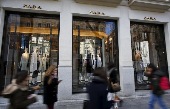 Zara Madrid