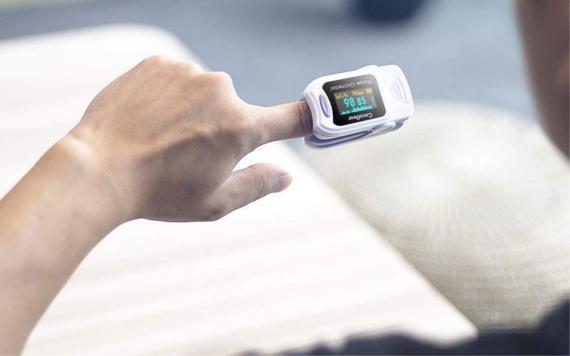 Los 5 mejores pulsioxímetros de dedo que puedes comprar en 2020