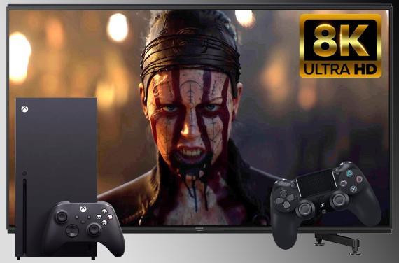 ¿Habrá que cambiar de TV para aprovechar PS5 y Xbox Series X?