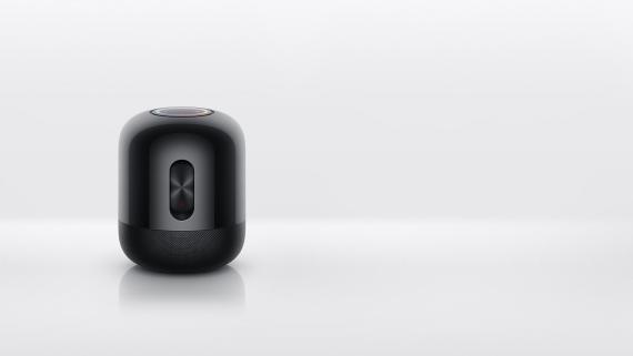 El altavoz inteligente de Huawei Sound X.