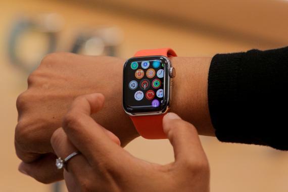 Apple Watch Serie 5.