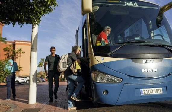 Autobús Adeje