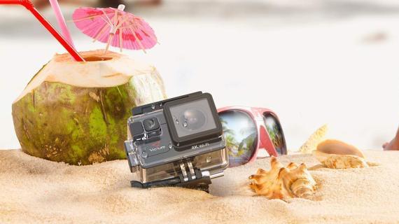 cámara de acción Victure AC700