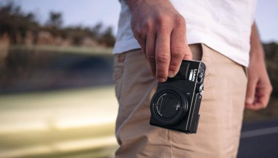 cámara Panasonic Lumix TZ92