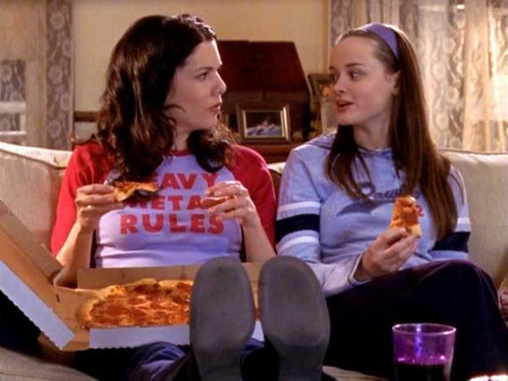 Imagen de la serie 'Las chicas Gilmore'.