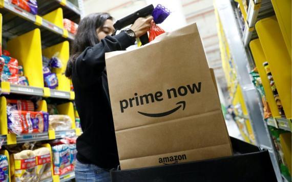 Prime Now, el supermercado online de Amazon que te envía tu compra en 2 horas