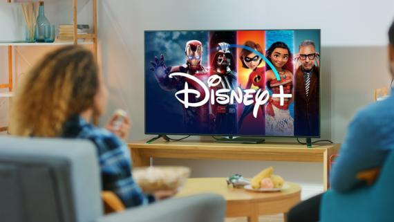 Disney Plus en España
