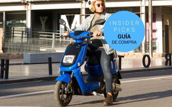 Las motos eléctricas, como la Next NX1, son cada vez más populares en entornos urbanos