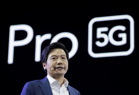 El fundador y CEO de Xiaomi, Lei Jun.