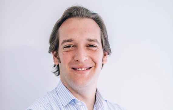 Guillermo Vicandi, CEO de Bnext.