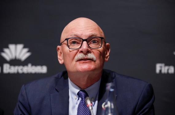 John Hoffman, CEO de la GSMA
