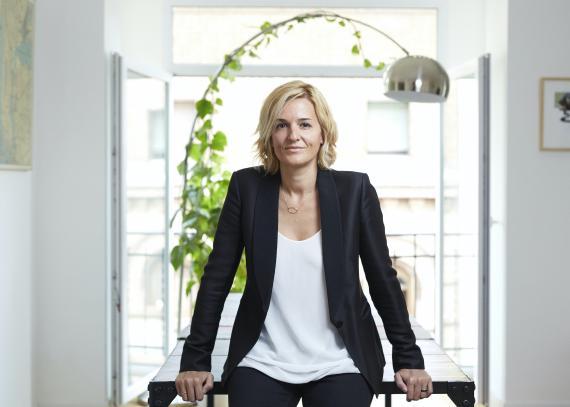 La abogada y CEO y fundadora de Legal Army Natalia Martos.