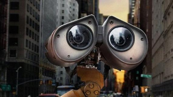 Pixar in Real Life, WALL-E