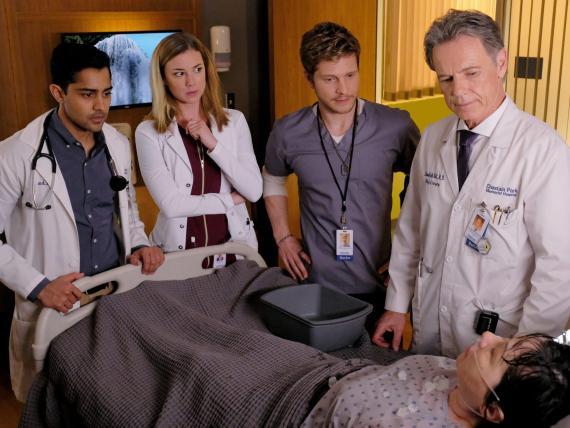Reparto de la serie The Resident, en FOX.