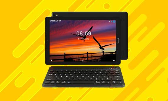 Tablet Android con ratón y teclado por 87 euros