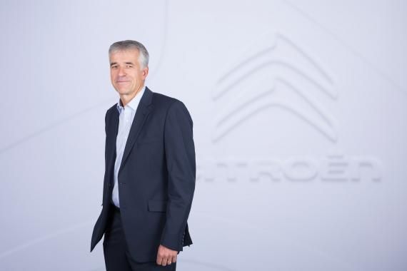 Vincent Cobée, director general de Citroën
