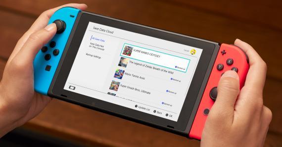 actualización 10.0.2 Nintendo Switch