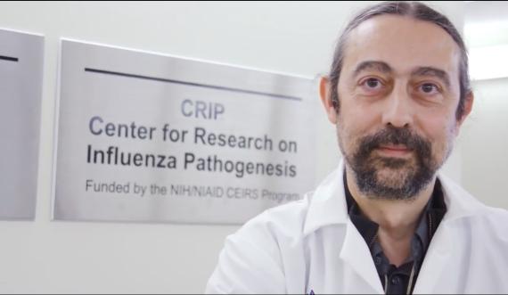 Adolfo García-Sastre,director del Instituto de Salud Global y Patógenos Emergentes del Hospital Monte Sinaí.