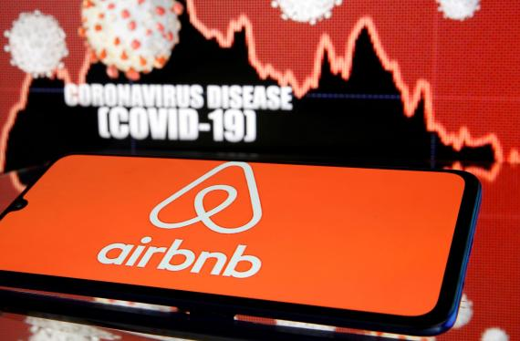 Airbnb has been hit hard by the coronavirus pandemic as travel grinds to a halt globally.